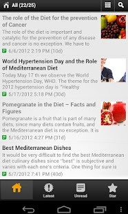 Mediterranean Diet For All - screenshot thumbnail