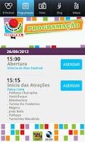 Screenshot of Vitória do Riso Festival