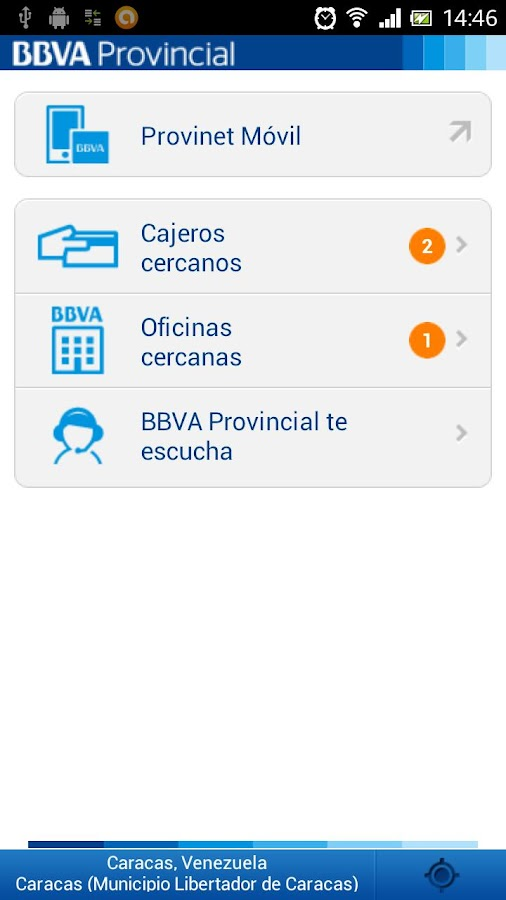 Bbva cerca de ti android apps on google play for Red oficinas bbva