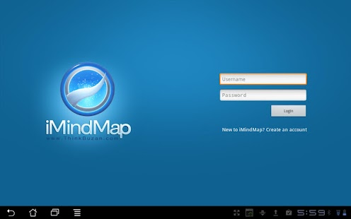 iMindMap HD - screenshot thumbnail