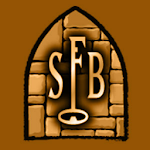 Logo of St. Francis Old Scroll