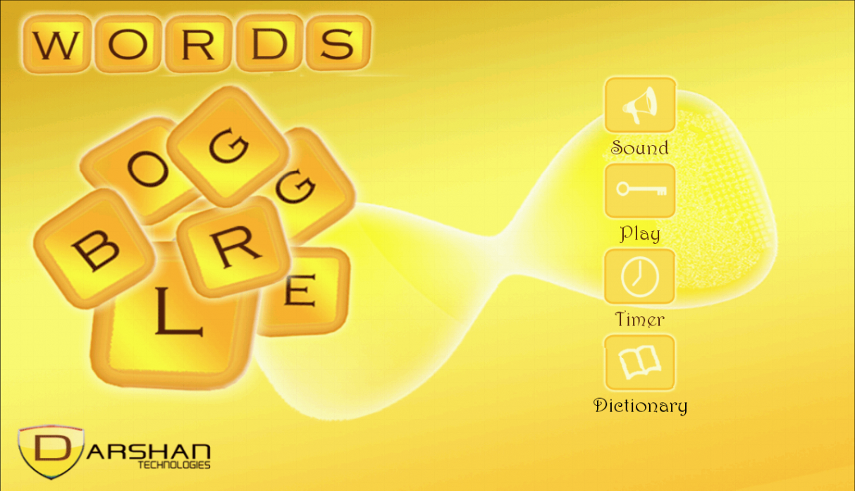 Words Boggler- screenshot