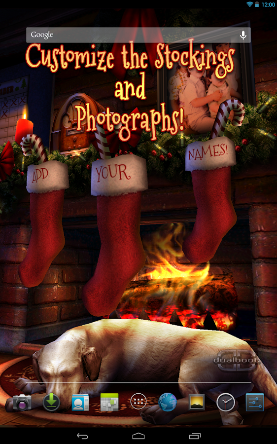 Christmas HD - screenshot