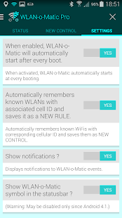 WiFi-o-Matic Pro- screenshot thumbnail