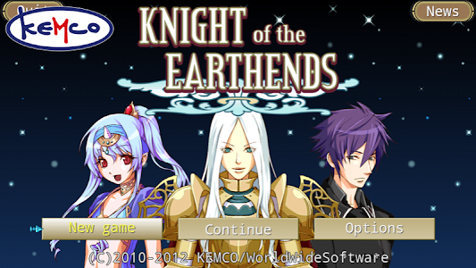 RPG Knight of the Earthends v1.0.9