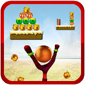Golden handi Knock down game