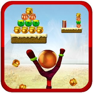 Golden handi Knock down game for PC and MAC