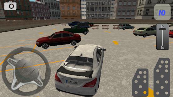 auto parkplatz spiele