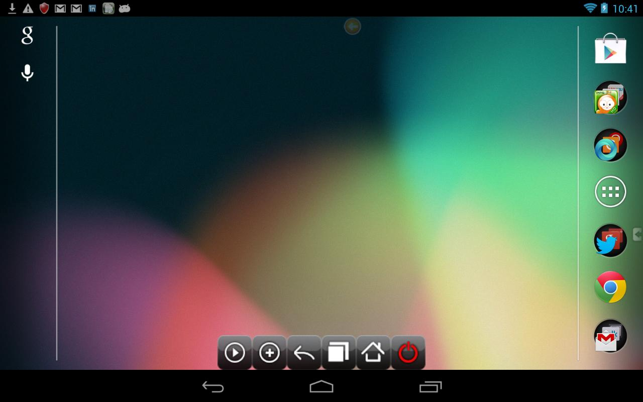 Button Savior Non Root - screenshot