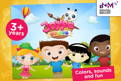 Joypa Colors Kids Coloring Fun