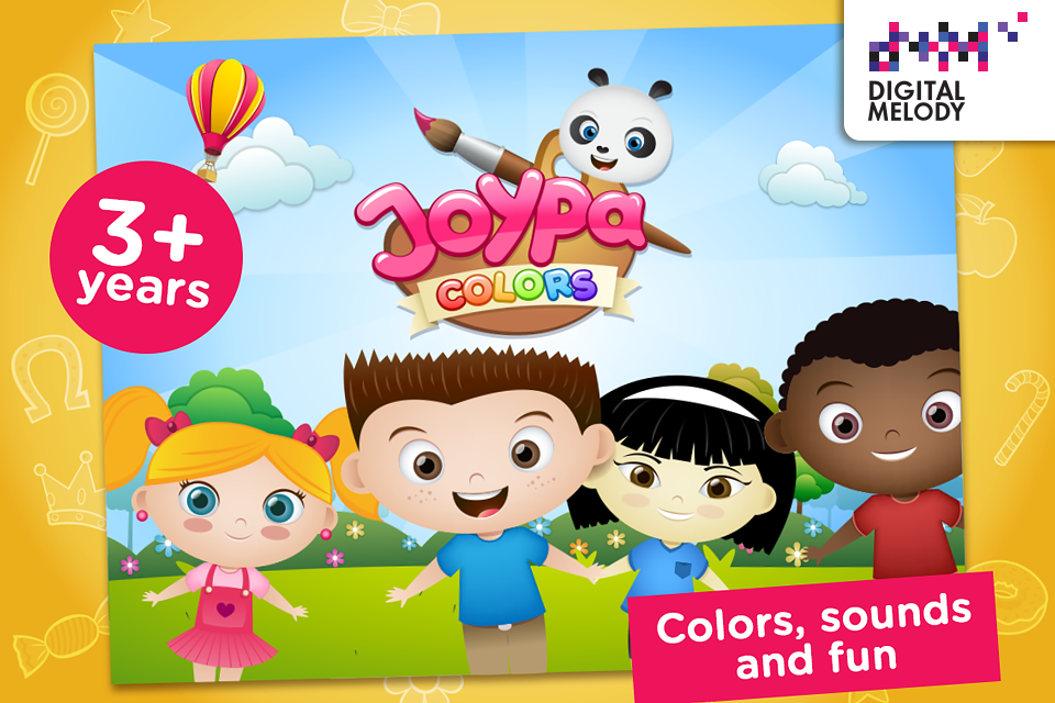 Joypa Colors Kids Coloring Fun - Android Apps on Google Play