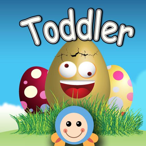 休閒App QCat - 幼兒快樂動物彩蛋遊戲 (免費) LOGO-3C達人阿輝的APP