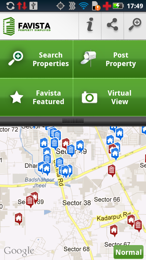 Property Search India- Favista- screenshot