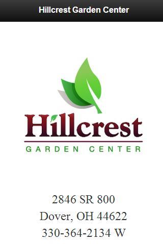 Hillcrest Garden Center
