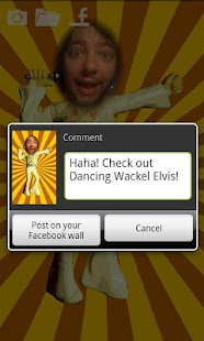 Dancing Wackel Elvis- screenshot thumbnail