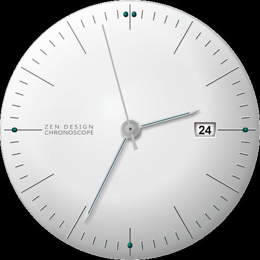 Zen Chronoscope Watch Face