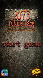 2073 Future Race : 高速車+