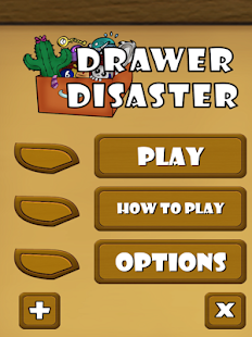 Drawer Disaster Juego Ordenar - screenshot thumbnail
