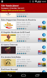 Pizza.hu - Food Ordering App screenshot 2