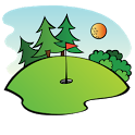 Golfing News Online App icon