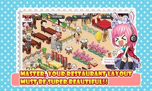 Moe Girl Cafe - screenshot thumbnail