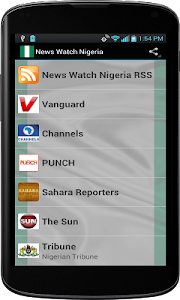 News Watch Nigeria screenshot 1