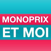MONOPRIX ET MOI