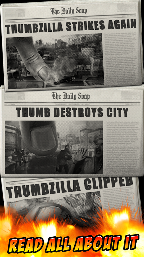 ThumbZilla- screenshot