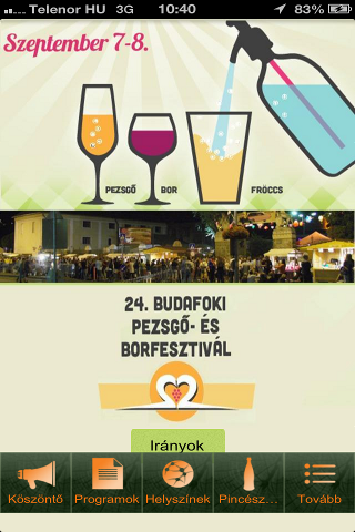 Bornapok2013 - screenshot
