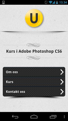 Kurs i Photoshop CS6