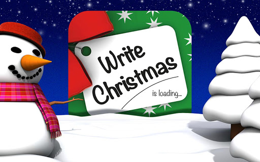 Write Christmas HD
