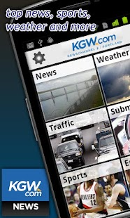 KGW Portland News and Weather - screenshot thumbnail