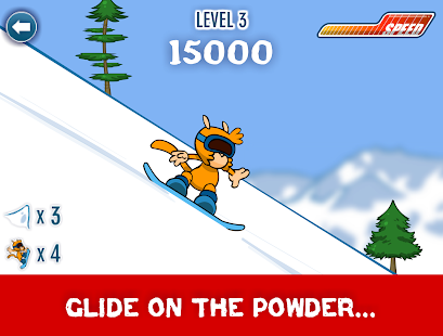 Xtrem Snowboarding Screenshot 10