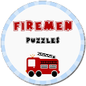 Firemen puzzles for kids icon