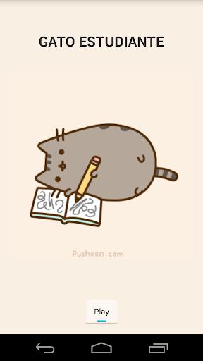 El Gato estudiante