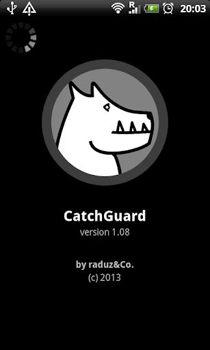 Catch Guard - motion alarm