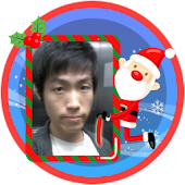 Christmas Frame Widget First