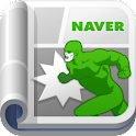 네이버 웹툰 – Naver Webtoon logo