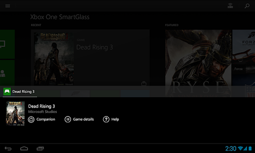 Xbox One SmartGlass Beta Screenshot 9