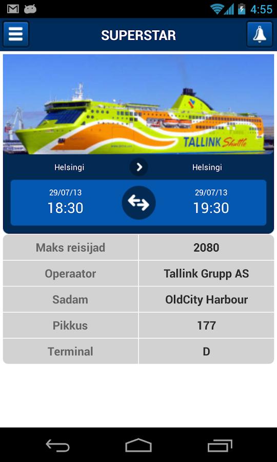 Laevad Sadamas - screenshot