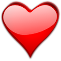 Hearts Live Wallpaper 3D Free icon