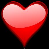 Hearts Live Wallpaper 3D Free
