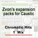 Chromatic Hits 1 – Mix logo