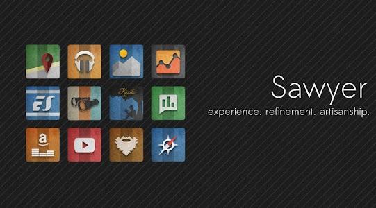 Sawyer - Icon Pack v5.0.4