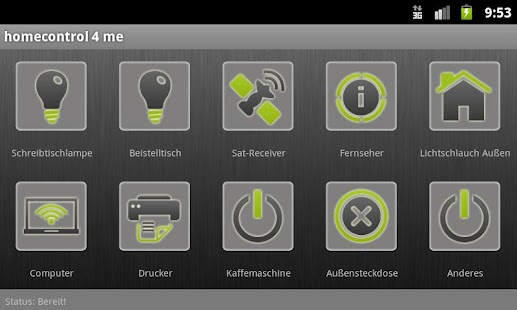homecontrol4me- screenshot thumbnail