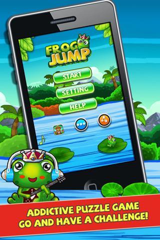 青蛙跳跳 - 拯救青蛙王子