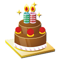 Invitaciones de cumpleaños logo