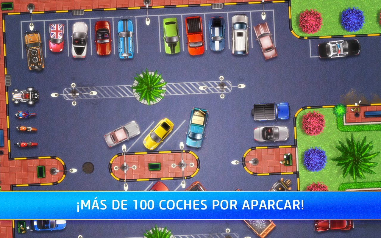 Parking Mania: captura de pantalla