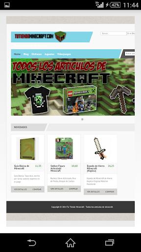 店的 Minecraft