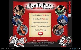 Screenshot of Hohner-BbEbAb Button Accordion